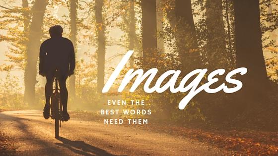 El uso de imagenes en la web es necesario para reforzar el mensaje del copywriting