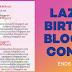 Senarai nama pemenang LAZADA BIRTHDAY BLOGGER CONTEST dan jom sertai LAZADA BABY BIG FAIR CONTEST