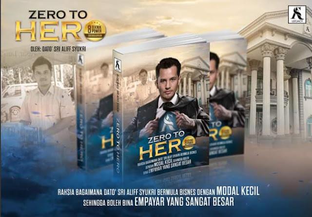 DATO SRI ALIFF SYUKRI dari ZERO TO HERO