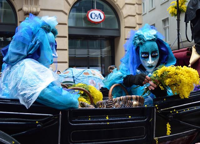 Sleachmour Adventures, Fasnacht, Beautiful Masks