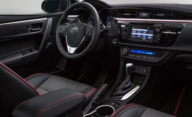 Mobil Sedan Toyota Avalon 2019 Interior
