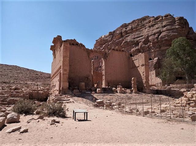 Tempio di Qasr Al-Bint