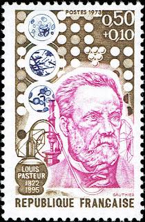France Chemist Louis Pasteur 1973