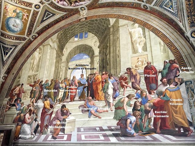 Musei-Vaticani-Scuola-di-Atene