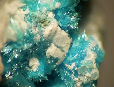 Guanacoita mineral de cobre