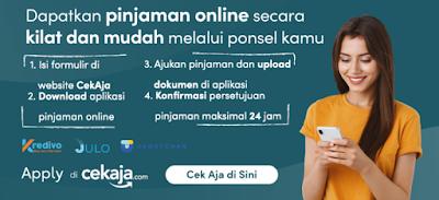 pinjaman online CekAja OJK