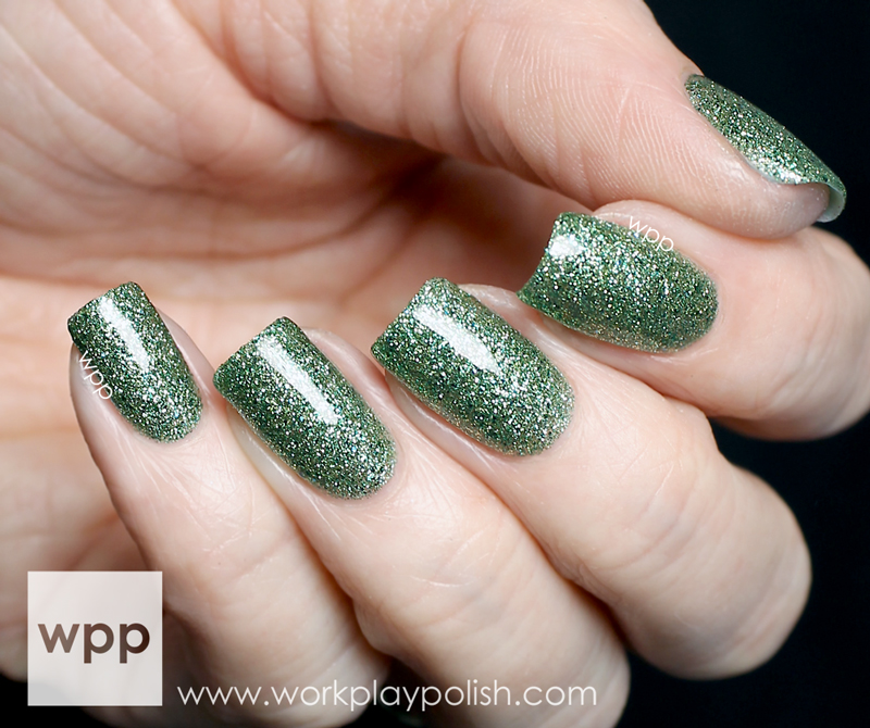 China Glaze This is Tree-mendous from the 2013 Happy HoliGlaze Collection