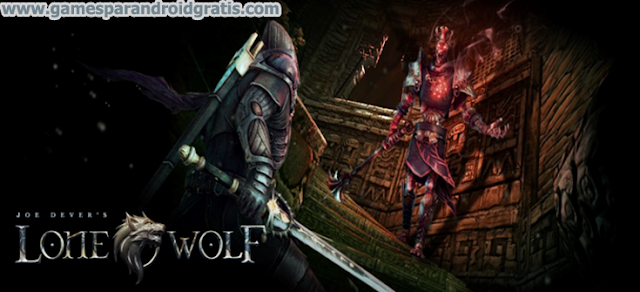 Download Joe Dever's Lone Wolf Apk + Data Torrent