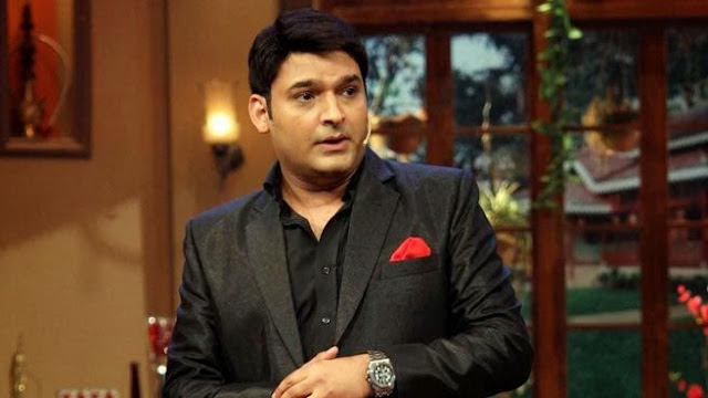 Kapil Sharma as stand up comedian in Comedy Nights with Kapil