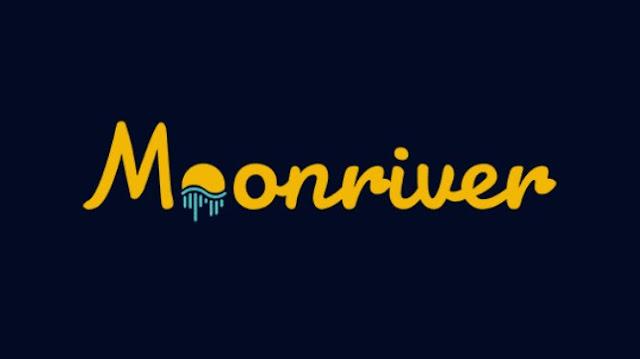 Gambar Logo Moonriver (MOVR) Cryptocurrency