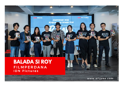 Novel Balada Si Roy