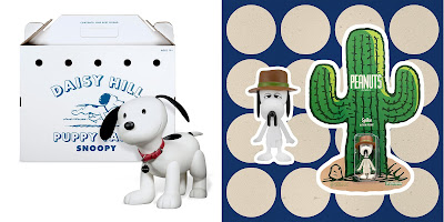 San Diego Comic-Con 2020 Exclusive Peanuts Snoopy ReAction & Vinyl Figure by Super7