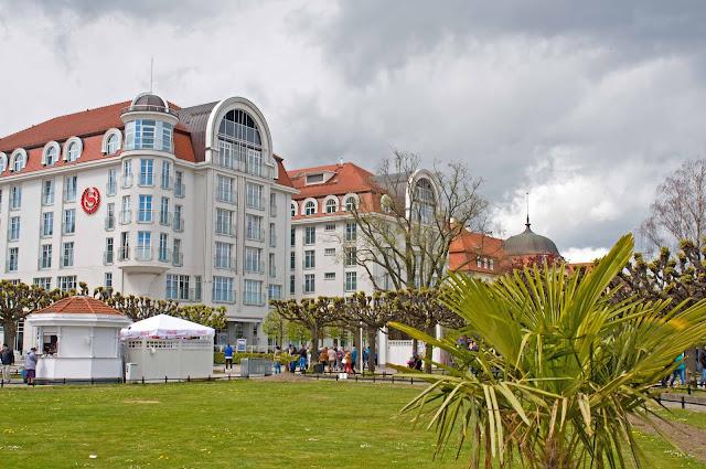 Sheraton Sopot Hotel-przy plaży, wygląd, opinie