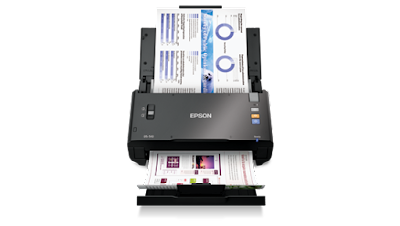 Image Epson WorkForce DS-510 Printer Driver