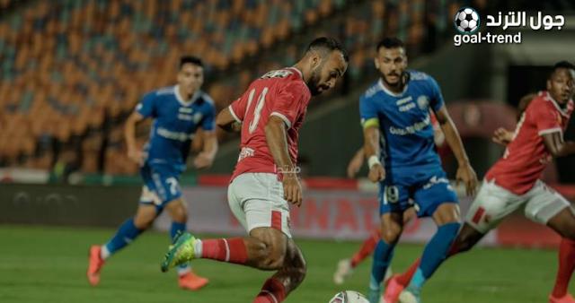 موعد مباراة اسوان والأهلي في الدوري المصري