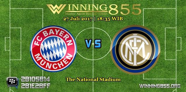 Prediksi Skor Bayern Munchen vs Inter Milan
