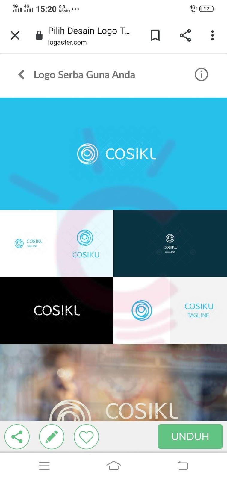 2 Cara Membuat Logo Untuk Header Blog Serta Memasangnya