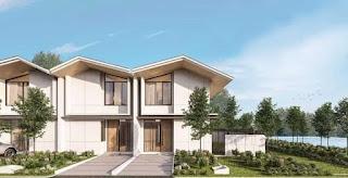rumah contoh rolling hills karawang