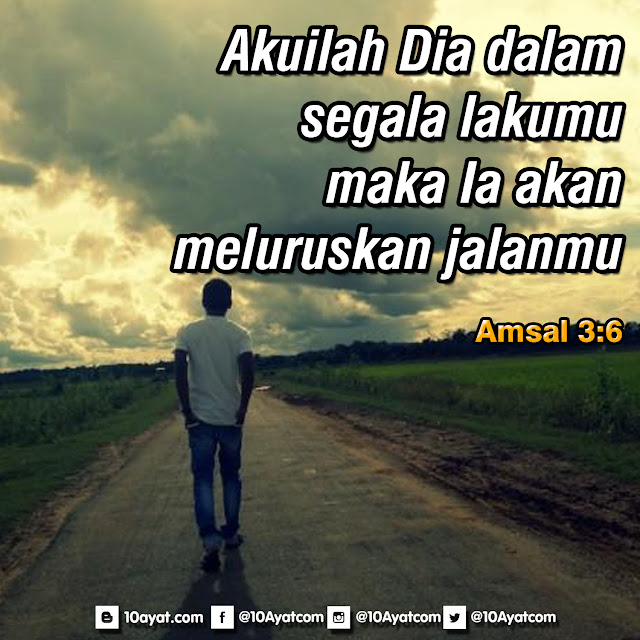 Amsal 3:6