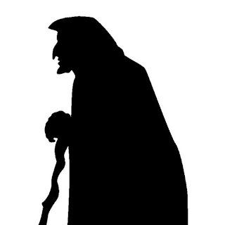 羅生門の「老婆」画像