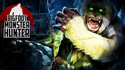 Bigfoot Monster Hunter MOD APK+DATA