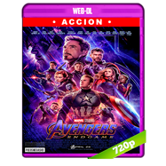 Avengers: Endgame (2019) WEB-DL 720p Audio Dual Latino-Ingles
