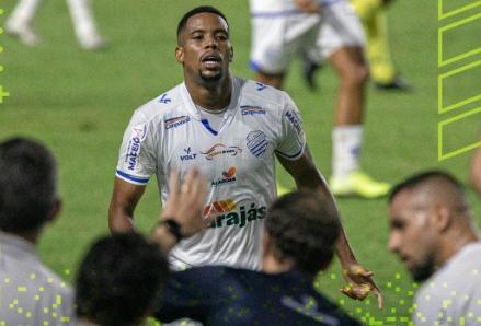 CSA vence o Cruzeiro de virada pela Série B