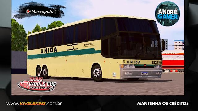 PARADISO GV 1150 - VIAÇÃO UNIDA