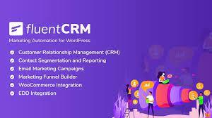 FluentCRM v2.0.2 - Marketing Automation For WordPress