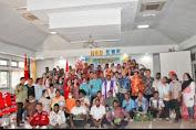 UKM-KMK St. Theresia  Politeknik Kesehatan Jayapura memperingati Hari Ulang Tahun yang ke-1 Sabtu,2021