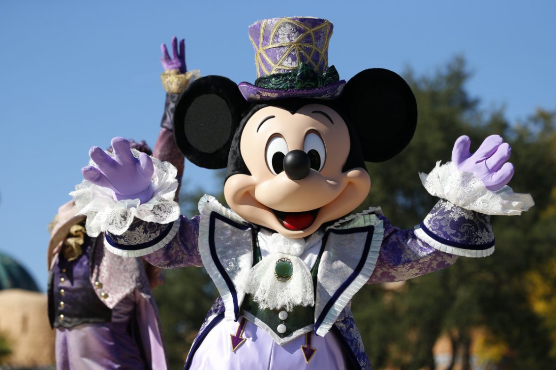 Disneyland Paris - Halloween Festival und Halloween Party 2019 Mickey Mouse