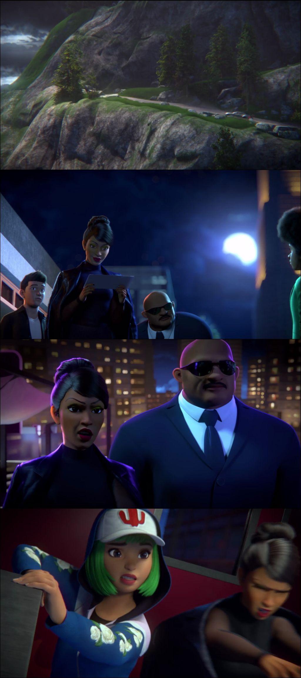Rápidos y Furiosos Espías al Volante (2021) Temporada 4 HD 1080p Latino
