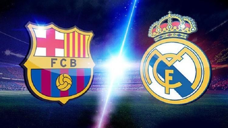 بث مباشر مباراة برشلونة وريال مدريد