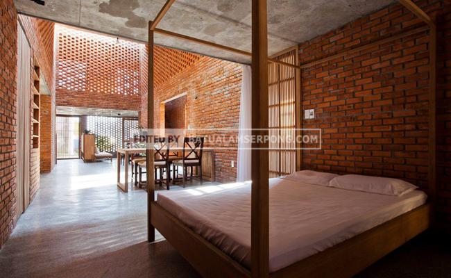 bata tempel interior