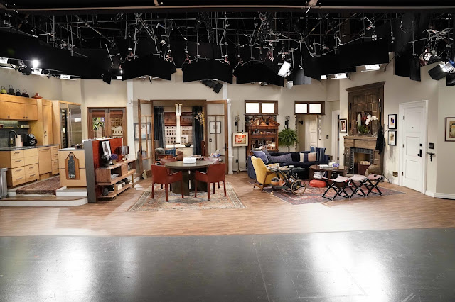 "NBC's ""Will & Grace"" Set"