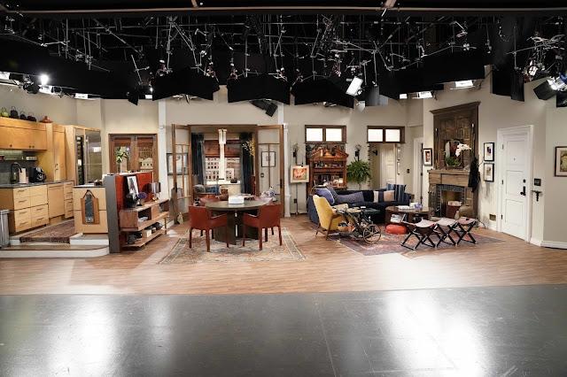 "NBC's ""Will & Grace"" Set"