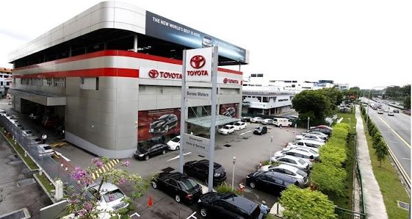 Dealer Singapura Jual Toyota Yaris Cross di Atas Rp1 Miliar