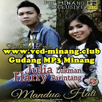 Julia Lukman & Harry Parintang - Manduo Hati (Full Album)