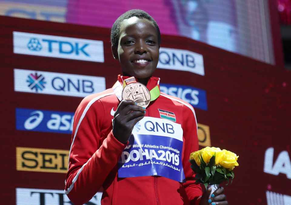 Kenyan World Record Holder Agnes Tirop Stabbed To Death, Husband Named As Prime Suspect!