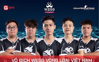 GTV.Revolution sẽ là đại diện tiếp theo của GTV góp mặt tại WESG Đông Nam Á
