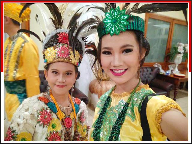 Gambar Pakaian Adat Sulawesi Tengah
