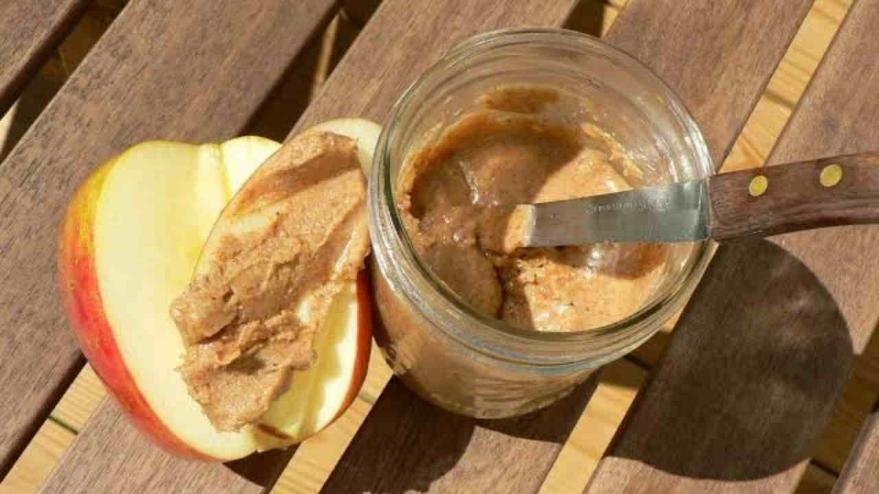 Apple & Nut Butter