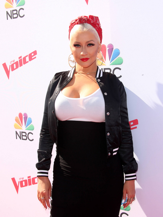 'Sia taught me so much' - Christina Aguilera