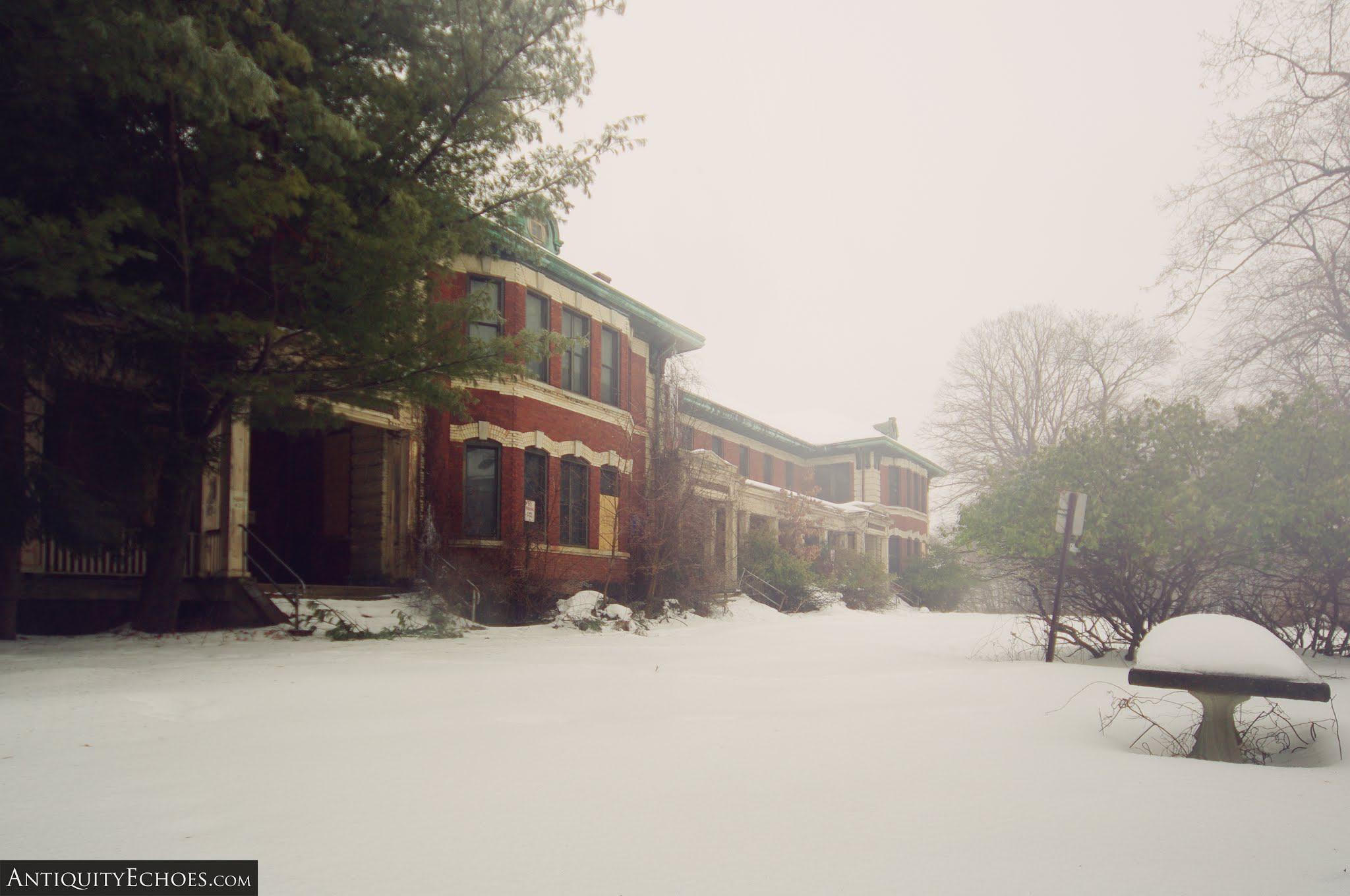 Overbrook Asylum - Snoverbrook