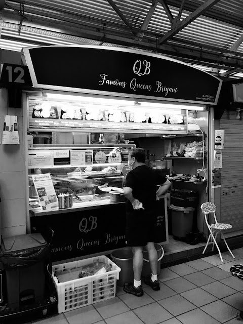Famous Queens Briyani, Maxwell Food Centre