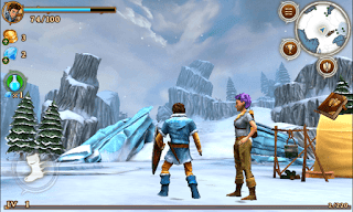 s come upwards a cool gratis RPG Android game titled  Foneboy Beast Quest APK Android Game Download + Review