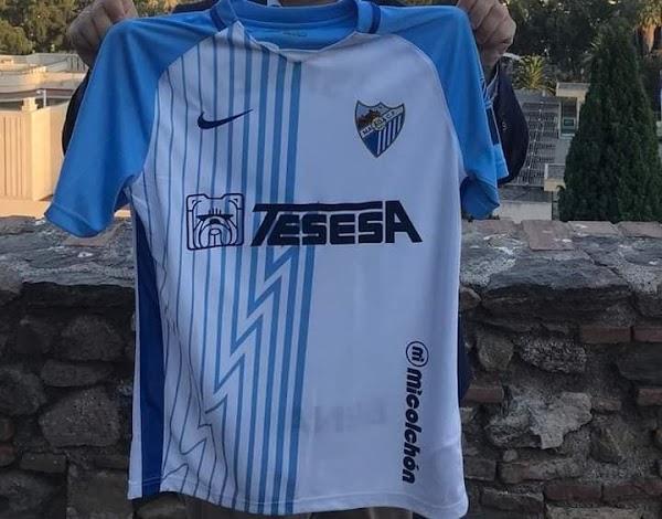 El Málaga presentará las nuevas camisetas 2021/2022 la próxima semana