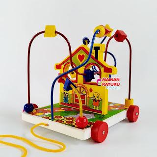 Mainan Wire Kawat