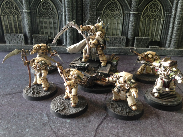 Ejército de la Guardia de la Muerte por Pau Solano