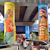 Artists reimagines Filipino legends Manda and Luyong at Shaw Boulevard Flyover